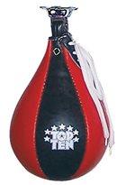 Pera veloce da boxe TOP TEN in vera pelle