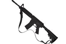 "Automatic rifle dummy ""Krav Maga"""