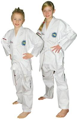 Dobok Taekwondo TOP TEN KYONG ITF ITALIA KIDS