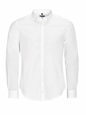 BLAKE MEN - MEN'S LONG SLEEVE STRETCH SHIRT