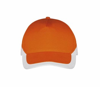 BOOSTER - FIVE PANEL CONTRASTED CAP