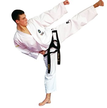 Dobok Taekwondo TOPTEN ITF Premium Gold Edition 1-3 Dan
