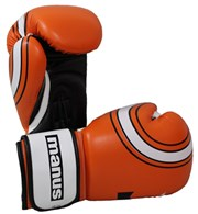 "Guantoni Kickboxing MANUS ""Standard"" 10 oz Arancione"