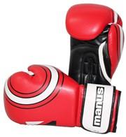 "Guantoni Kickboxing MANUS ""Standard"" 10 oz Rosso"