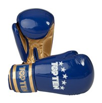 "Boxing Gloves TOP TEN ""Champion"" Blue 10 oz"