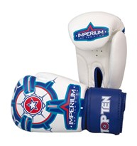 "Guantoni Kickboxing TOP TEN ""Imperium"" Bianco 10 oz"
