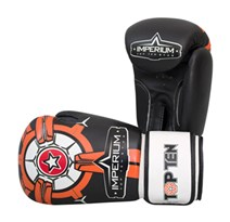 "Guantoni Kickboxing TOP TEN ""Imperium"" Arancione 10 oz"