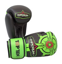 "Guantoni Kickboxing TOP TEN ""Imperium"" Verde 10 oz"