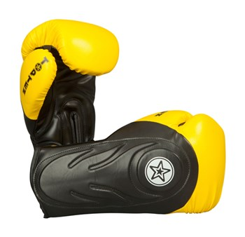 "Boxing Gloves TOP TEN ""Hero"" Yellow 16 oz"