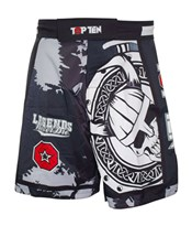 "Pantaloncini TOP TEN MMA ""Vikings"""