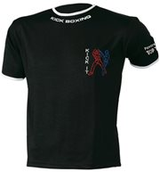 Maglietta T-Shirt manica corta TOP TEN KICKBOXING
