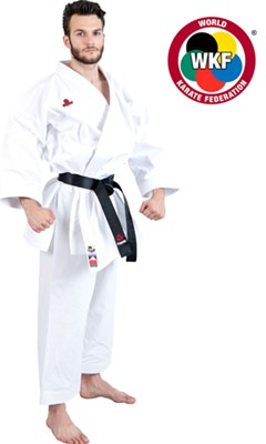 Karategi HAYASHI TENNO YAMA (approvato WKF)