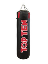 TOP TEN Heavy Bag 150 cm Black New