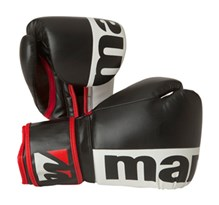 "Guantoni Kickboxing MANUS ""2color"" Nero/Bianco 12 oz"