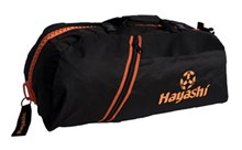HAYASHI Sportbag/backpack combo SPORT BAG Black/Orange Big