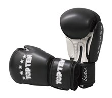 "Kickboxing Gloves TOP TEN ""R2M 2016"" Black/White 10 Oz"