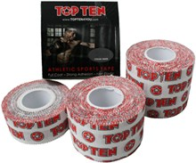 Athletics Sports Tape TOP TEN 250 mm