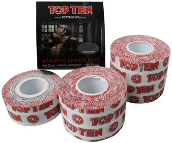 Athletics Sports Tape TOP TEN 500 mm