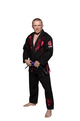 """Brazilian Jiu-Jitsu Gi TOP TEN """"Samurai"""""""