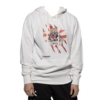 """Hooded Sweatshirt HAYASHI """"Tiger Claw"""""""