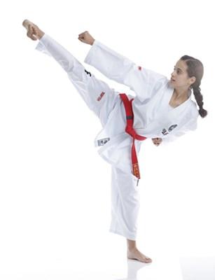 "Dobok Taekwondo TOPTEN ITF ""Diamond"" Cinture Colorate"