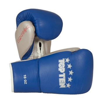 "Competition Gloves TOP TEN ""Professional"" Bicolor 8/10 oz"