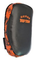 "Bersaglio TOP TEN Thai-Kick Pro Pad ""Heavy"" Arancione"