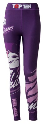 """Compression Legging TOP TEN """"Mohicans"""""""