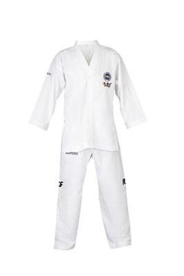 "Dobok Taekwondo MANUS ""Student"" ITF Cinture Colorate"