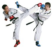 Dobok Taekwondo TOP TEN INSTRUCTOR >=4 Dan