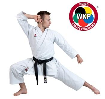 Karategi HAYASHI KATAMORI (approvato WKF)