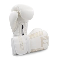 "Kickboxing Gloves MANUS ""Pearl White"" 10 oz"