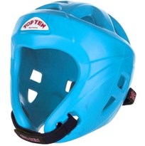 TOP TEN AVANTGARDE headguard NEON Blue