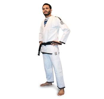 "Brazilian Jiu-Jitsu Gi TOP TEN ""EASY"" White"