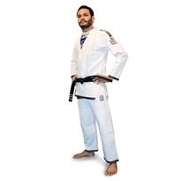 """Gi Brazilian Jiu-Jitsu TOP TEN """"EASY"""" Bianco"""
