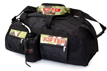 "TOP TEN SPORTBAG ""Camouflage"" Small"