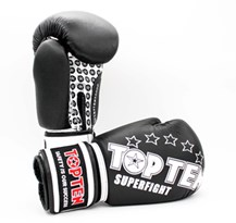 Kickoxing Gloves TOP TEN SUPERFIGHT3000 14/16/18 oz