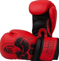 "Boxing Gloves TOP TEN ""Mixfight Gorilla"" WCS Red 12/16 oz"