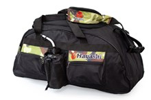 "HAYASHI EQUIP TO WIN Sportbag ""Camouflage"" Small"