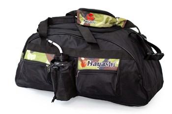 """HAYASHI EQUIP TO WIN Sportbag """"Camouflage"""" Big"""