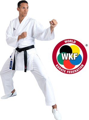 Karategi Hayashi PREMIUM KUMITE WKF approved
