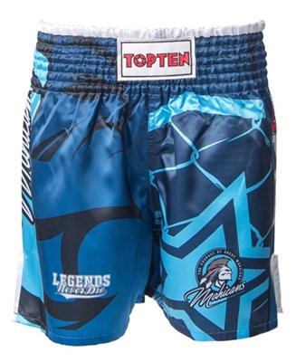 "Kickboxing Thai Shorts TOP TEN ""Mohicans"""