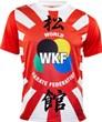 "T-Shirt HAYASHI WKF ""Hinomaru"""