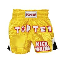 Pantaloncini Kickboxing TOP TEN WAKO PRO Thai e Kickboxing