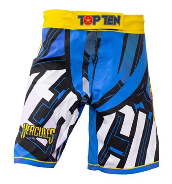 "Pantaloncini TOP TEN MMA ""Hercules"""