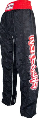 "Pantaloni Kickboxing TOP TEN ""Graffiti"""