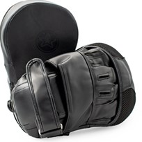 "Focus Mitts TOP TEN ""Munch"" Black"