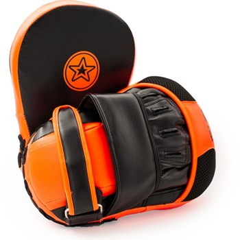 "Focus Mitts TOP TEN ""Munch"" Orange"