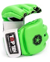 "Striking Gloves TOP TEN MMA ""Striking C-Type"" Green"