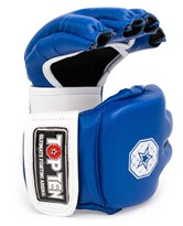 "Striking Gloves TOP TEN MMA ""Striking C-Type"" Blue"